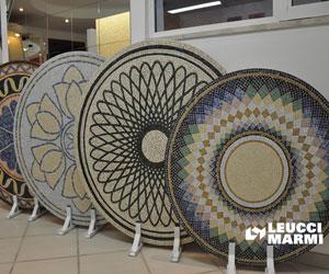 Mosaici e intarsi